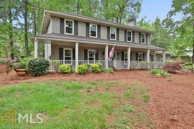 8 Woodland Trl, Newnan, GA 30263 (MLS #8972649) :: Amy & Company | Southside Realtors