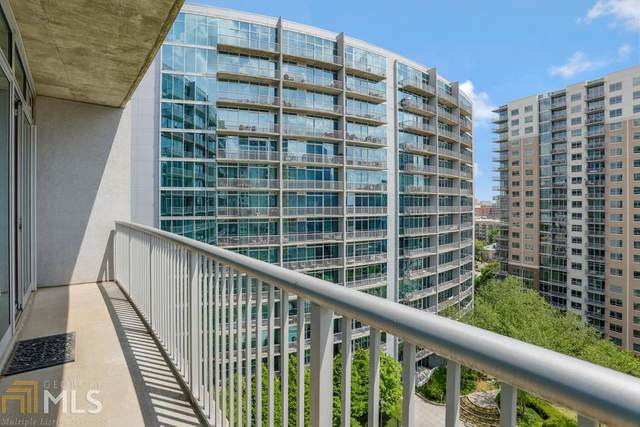 44 Peachtree Pl #1434, Atlanta, GA 30309 (MLS #8972659) :: Team Cozart