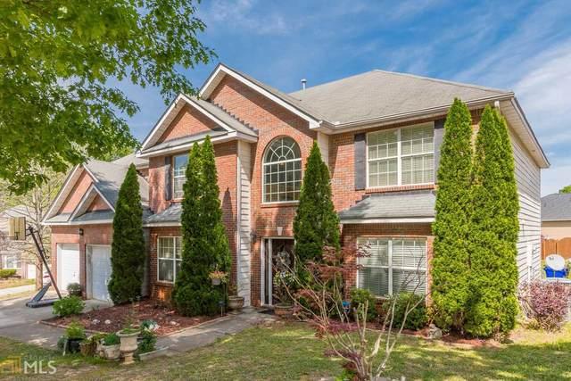 1529 Evergreen Hollow Ln, Conyers, GA 30012 (MLS #8972715) :: Amy & Company | Southside Realtors