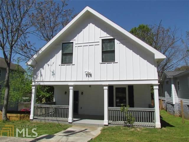 965 Ashby Grv, Atlanta, GA 30314 (MLS #8972747) :: RE/MAX Eagle Creek Realty