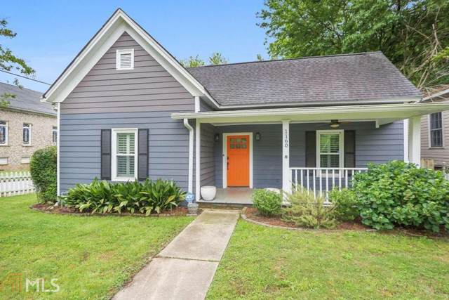 1160 Niles Ave, Atlanta, GA 30318 (MLS #8972792) :: Buffington Real Estate Group