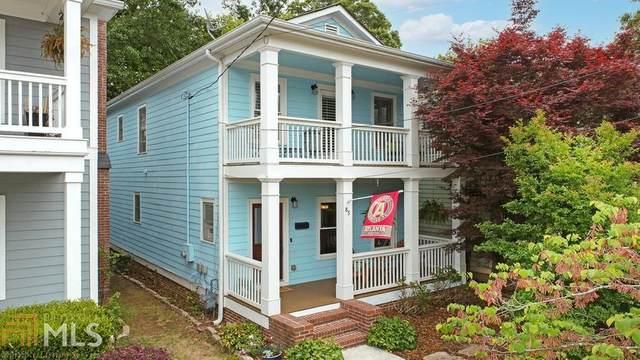 85 Bradley Street, Atlanta, GA 30312 (MLS #8972834) :: Savannah Real Estate Experts