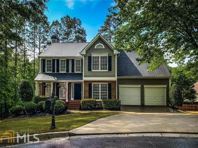 1064 Deer Hollow Dr, Woodstock, GA 30189 (MLS #8972881) :: Team Cozart