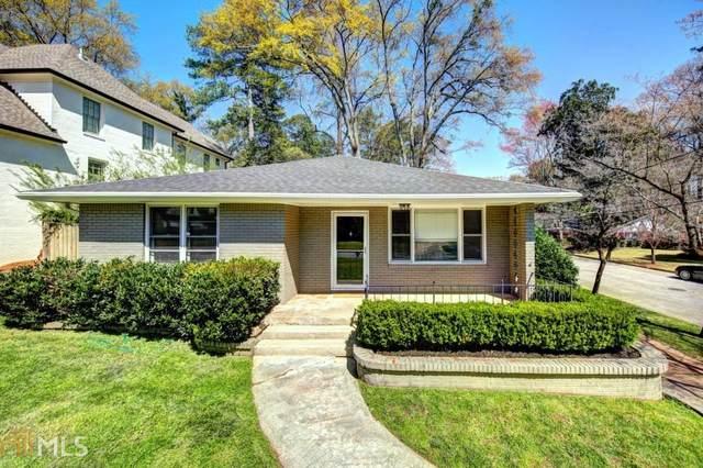 484 Wimbledon Rd, Atlanta, GA 30324 (MLS #8972883) :: Athens Georgia Homes