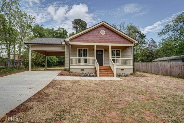 701 Eliza Morris St, Madison, GA 30650 (MLS #8972905) :: EXIT Realty Lake Country