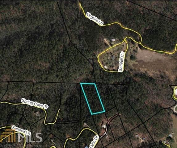 0 Long Mountain Dr, Lakemont, GA 30552 (MLS #8972972) :: The Ursula Group