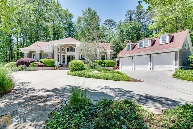2735 Cardinal Lake Cir, Duluth, GA 30096 (MLS #8973006) :: Savannah Real Estate Experts