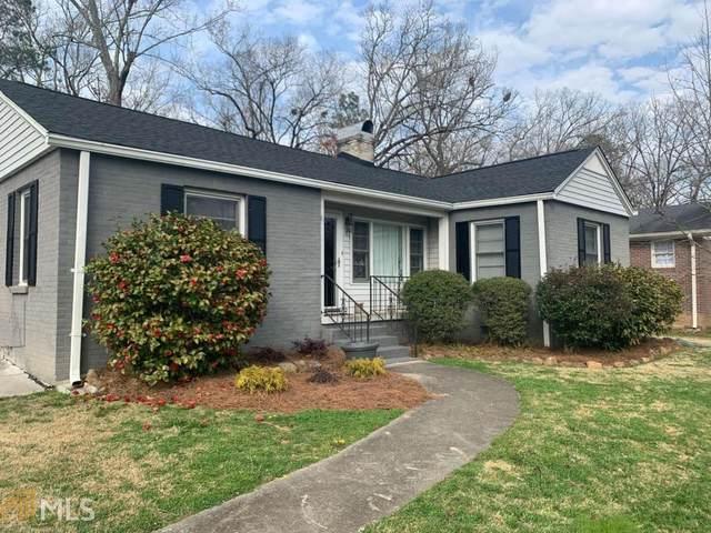 206 NW Dodd St, Rome, GA 30165 (MLS #8973011) :: Perri Mitchell Realty