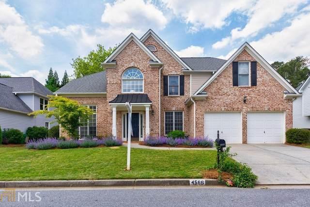 4566 Madison Place Lane, Dunwoody, GA 30360 (MLS #8973052) :: Scott Fine Homes at Keller Williams First Atlanta