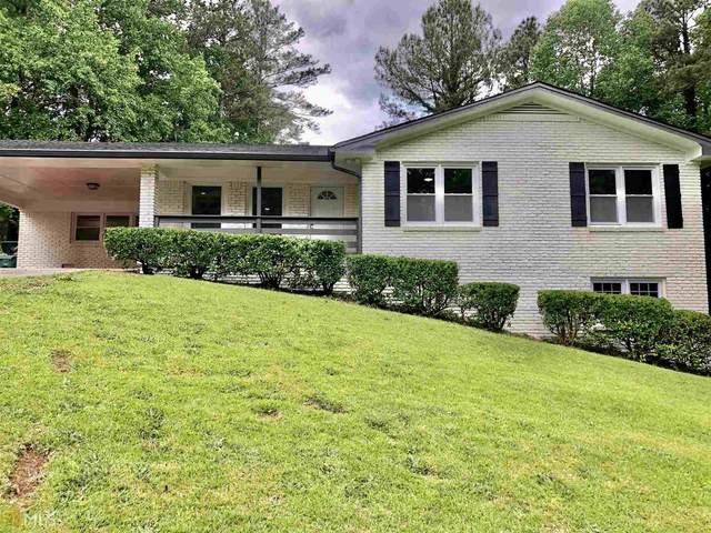 2421 Kelly Lake Dr, Decatur, GA 30032 (MLS #8973087) :: Savannah Real Estate Experts
