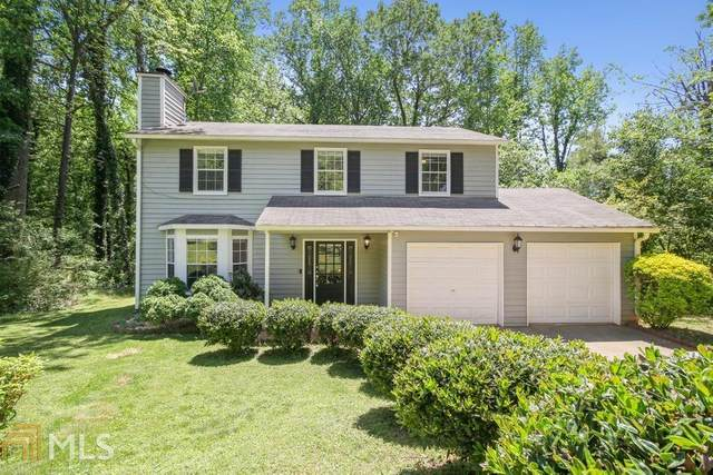 3929 Wood Path Ln, Stone Mountain, GA 30083 (MLS #8973239) :: AF Realty Group