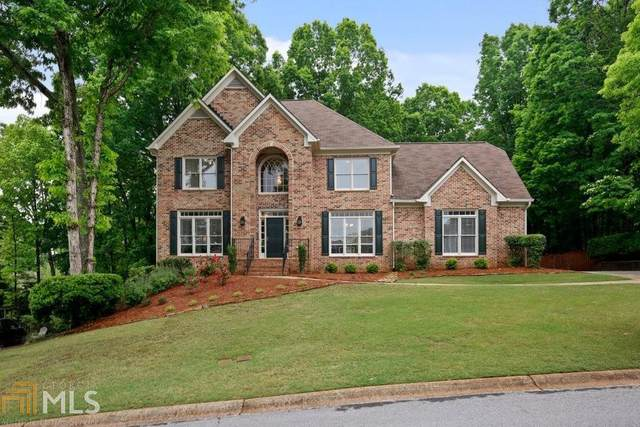 284 Hidden Wood Ct, Lawrenceville, GA 30043 (MLS #8973247) :: Perri Mitchell Realty