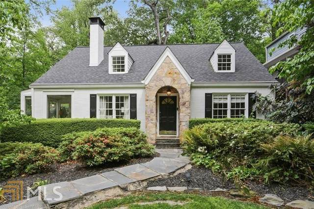 2095 Northside Dr, Atlanta, GA 30305 (MLS #8973279) :: Scott Fine Homes at Keller Williams First Atlanta