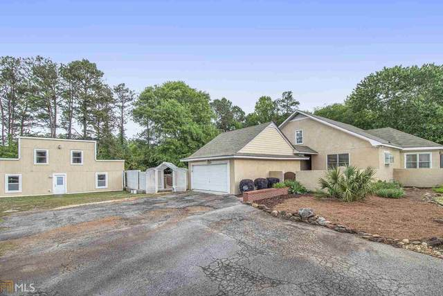 26 Cannongate Rd, Sharpsburg, GA 30277 (MLS #8973316) :: Michelle Humes Group
