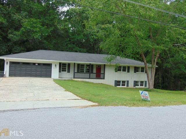 469 Hilltop Rd, Conyers, GA 30094 (MLS #8973330) :: Amy & Company | Southside Realtors