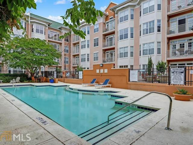225 E Ponce De Leon Avenue #207, Decatur, GA 30030 (MLS #8973352) :: Savannah Real Estate Experts