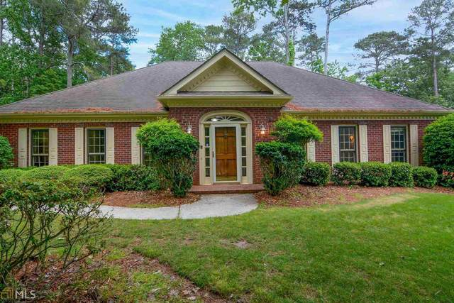 4615 Graywood Trce, Peachtree Corners, GA 30092 (MLS #8973378) :: Scott Fine Homes at Keller Williams First Atlanta