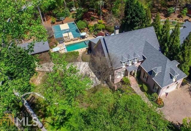 650 Forest Hills Dr, Sandy Springs, GA 30342 (MLS #8973415) :: Crown Realty Group
