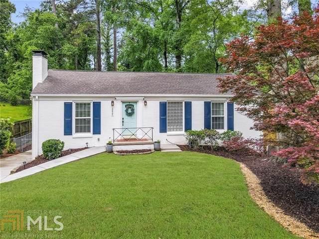 2330 Armand Rd, Atlanta, GA 30324 (MLS #8973422) :: Savannah Real Estate Experts