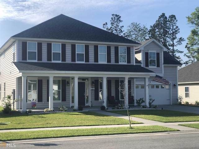 60 Harvest Moon Dr, Savannah, GA 31419 (MLS #8973444) :: Savannah Real Estate Experts