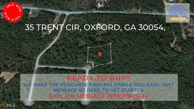 35 Trent Cir #4, Oxford, GA 30054 (MLS #8973454) :: Savannah Real Estate Experts