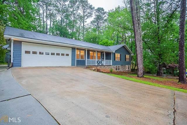 4831 Arrowhead Trail West, Lilburn, GA 30047 (MLS #8973475) :: Savannah Real Estate Experts