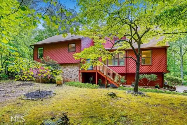 1030 Pine Grove Pointe Dr, Roswell, GA 30075 (MLS #8973492) :: Scott Fine Homes at Keller Williams First Atlanta