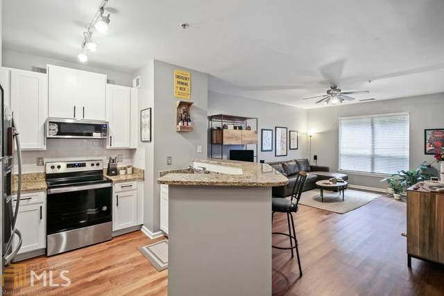 821 Ralph Mcgill Boulevard #2202, Atlanta, GA 30306 (MLS #8973516) :: The Heyl Group at Keller Williams