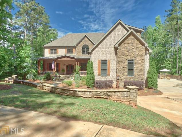1255 Upchurch Rd, Mcdonough, GA 30252 (MLS #8973520) :: Amy & Company | Southside Realtors