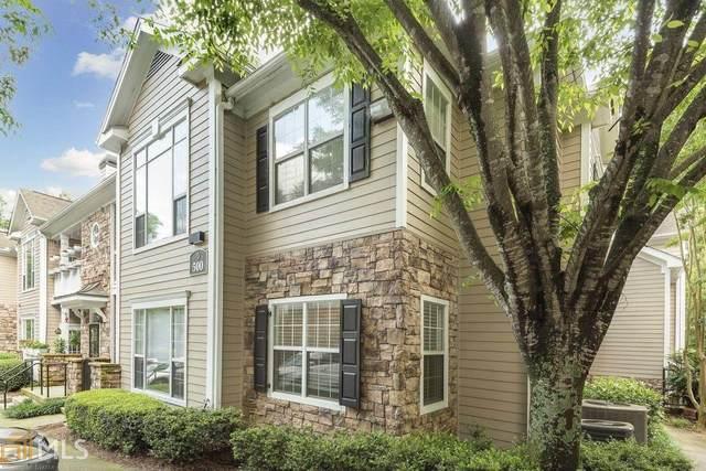 2400 Cumberland Pkwy #511, Atlanta, GA 30339 (MLS #8973612) :: AF Realty Group