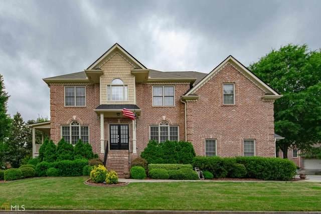 4017 Erin Dr, Alpharetta, GA 30022 (MLS #8973682) :: Scott Fine Homes at Keller Williams First Atlanta