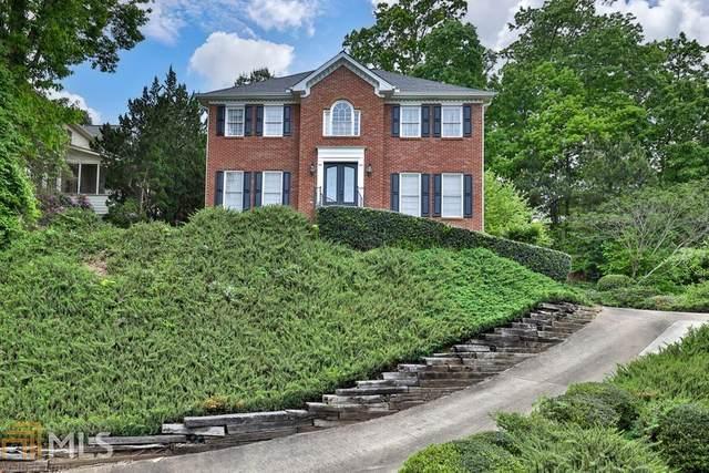 835 Kings Arms Way, Alpharetta, GA 30022 (MLS #8973692) :: Scott Fine Homes at Keller Williams First Atlanta