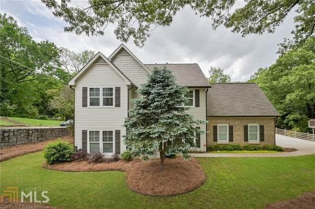 2196 Main St, Atlanta, GA 30318 (MLS #8973694) :: Scott Fine Homes at Keller Williams First Atlanta