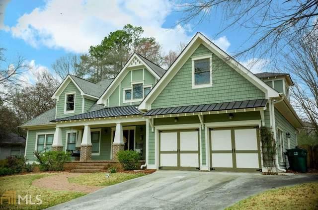 3709 Ashwood Dr, Smyrna, GA 30080 (MLS #8973734) :: Bonds Realty Group Keller Williams Realty - Atlanta Partners