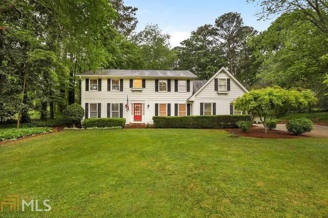 2142 Mountain Creek Dr, Smoke Rise, GA 30087 (MLS #8973740) :: Savannah Real Estate Experts