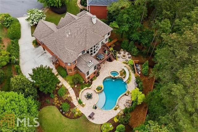 345 Tividale Ct, Alpharetta, GA 30022 (MLS #8973751) :: Scott Fine Homes at Keller Williams First Atlanta