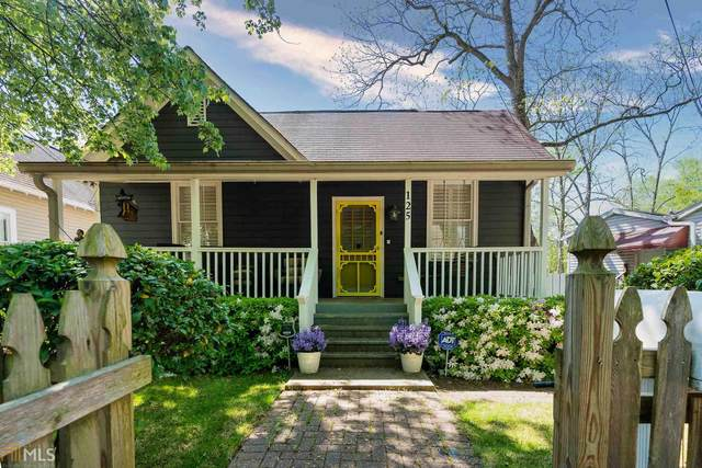 125 Short St, Atlanta, GA 30316 (MLS #8973765) :: Savannah Real Estate Experts