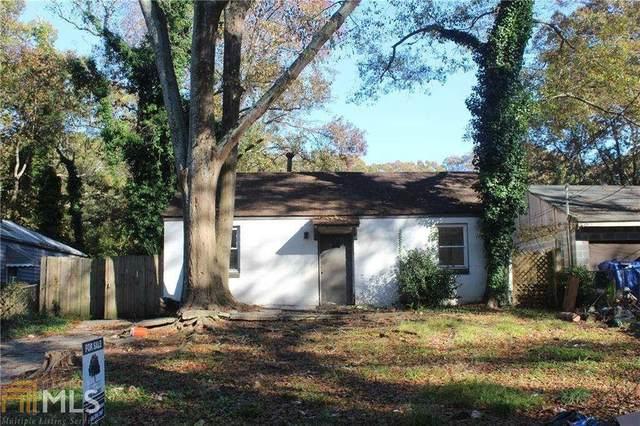 1362 Graymont Dr, Atlanta, GA 30310 (MLS #8973779) :: Scott Fine Homes at Keller Williams First Atlanta