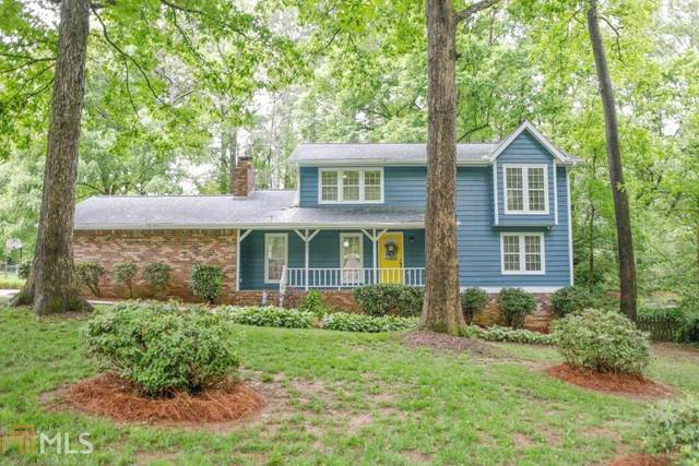 2667 Bluebird Cir, Duluth, GA 30096 (MLS #8973800) :: HergGroup Atlanta
