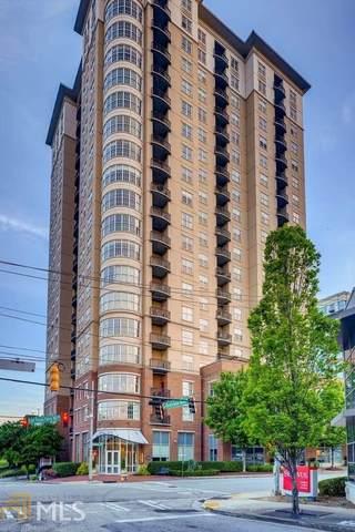 325 E Paces Ferry Rd #1002, Atlanta, GA 30305 (MLS #8973803) :: Scott Fine Homes at Keller Williams First Atlanta
