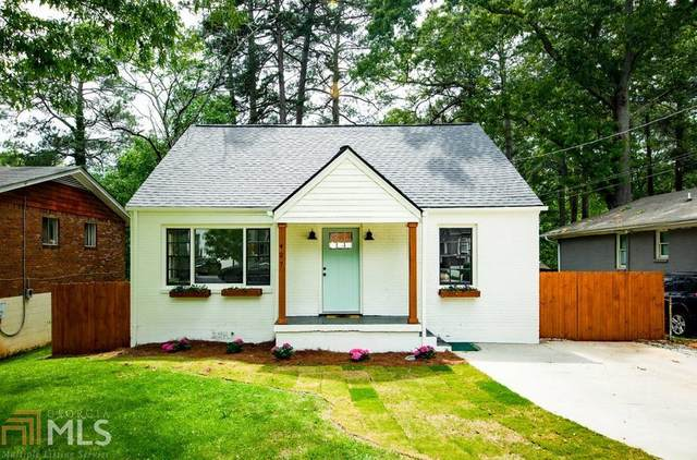 427 Hooper St, Atlanta, GA 30317 (MLS #8973810) :: Perri Mitchell Realty