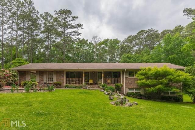 193 Hidden Valley Rd, Fayetteville, GA 30214 (MLS #8973818) :: Scott Fine Homes at Keller Williams First Atlanta