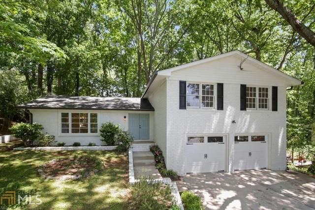 3997 Longview Dr, Atlanta, GA 30341 (MLS #8973854) :: Savannah Real Estate Experts