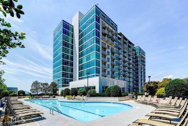 250 Pharr Rd #415, Atlanta, GA 30305 (MLS #8973857) :: Team Cozart