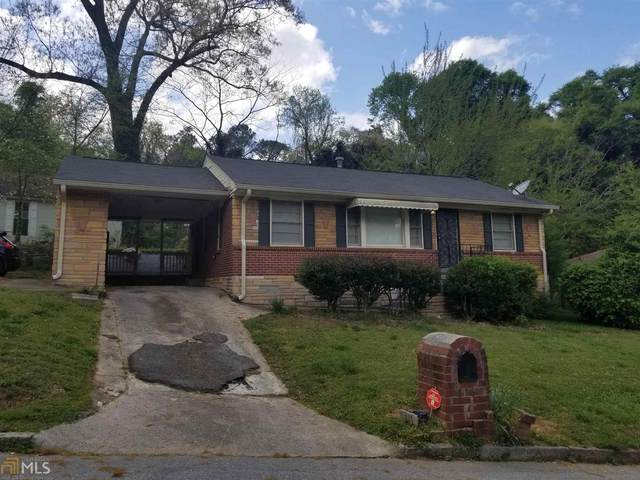 816 NW Gertrude Pl, Atlanta, GA 30318 (MLS #8973866) :: AF Realty Group