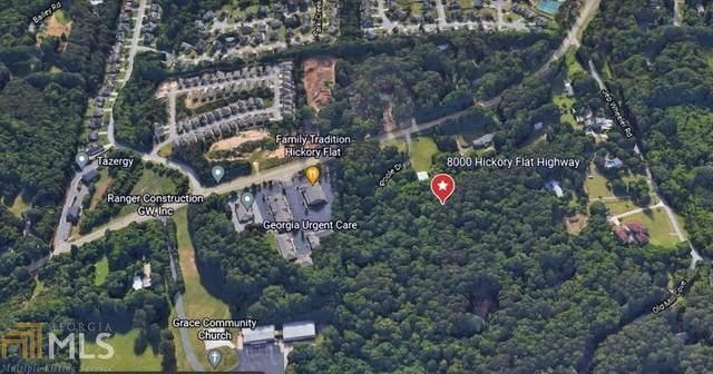 8000 Hickory Flat Hwy Tract 1, Woodstock, GA 30188 (MLS #8973867) :: The Durham Team
