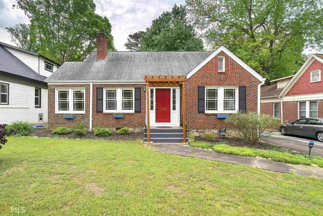 1298 Jefferson, East Point, GA 30344 (MLS #8973870) :: AF Realty Group