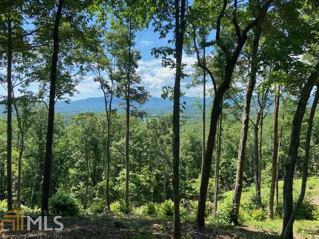 0 Highland Park Iii Lot 133, Blairsville, GA 30512 (MLS #8973872) :: The Ursula Group