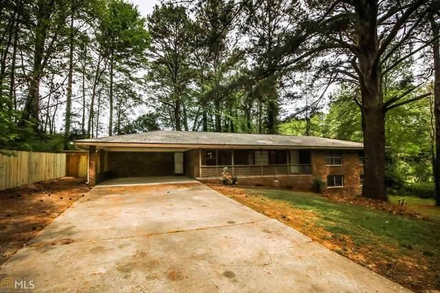 3011 Landrum Dr, Atlanta, GA 30311 (MLS #8973894) :: Crown Realty Group