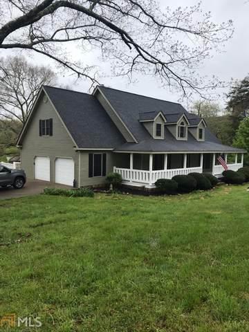 1050 Cox Rd, Blue Ridge, GA 30513 (MLS #8973925) :: The Ursula Group